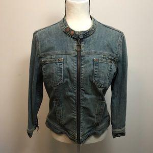 Calvin Klein Jeans Large Vintage Denim Jacket
